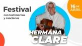 Festival por el aniversario de la Hna. Clare