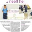 Hna. Clare en holandés