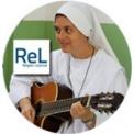 Hna. Clare en Religión en Libertad