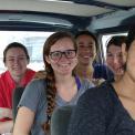 Me embarqué en un viaje misionero a Ecuador...